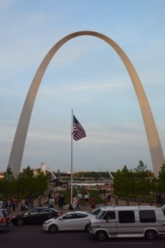 The Arch, Photo by Erin K. Hylton 2016.