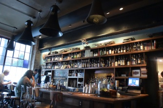 Bluebeard Restaurant. Photo by Erin K. Hylton 2016.