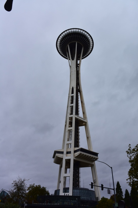 Seattle Space Needle. Photo by Erin K. Hylton 2016.