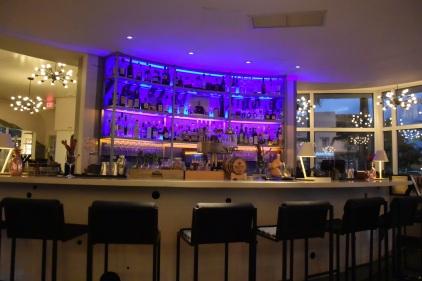 Bar at the Vagabond (Photo by Erin K. Hylton 2016)