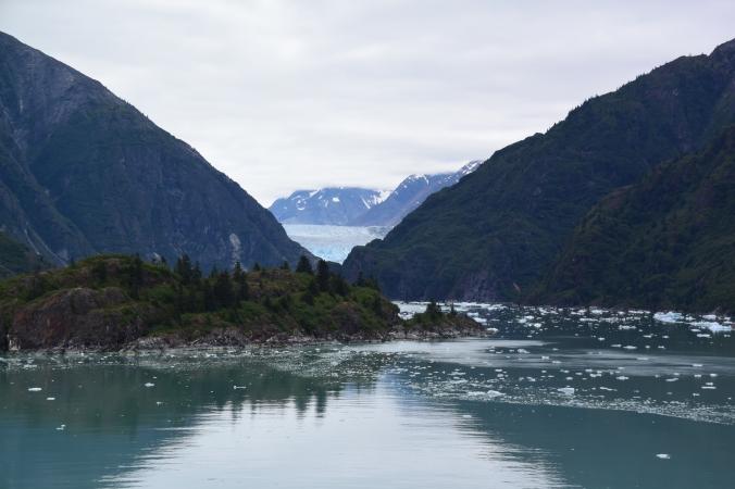 Sawyer Glacier Photo by Erin K. Hylton 2017.