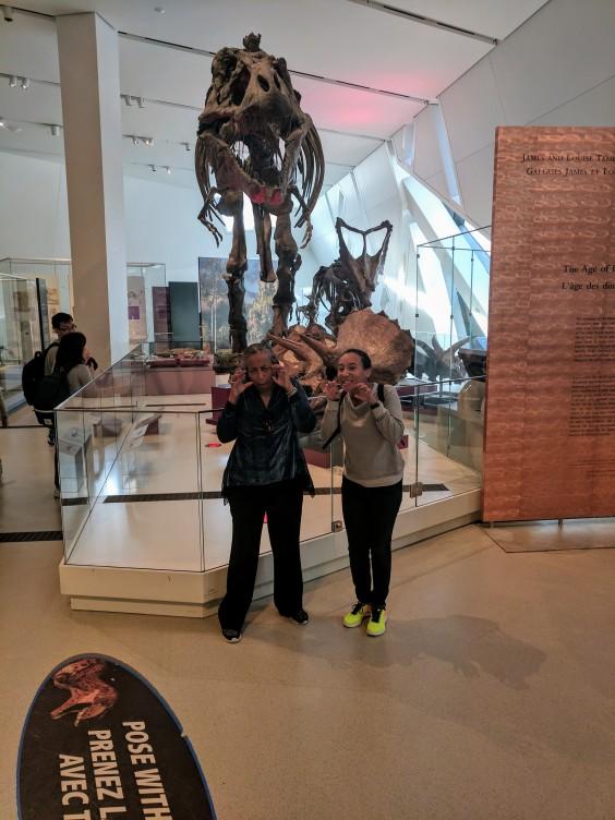 Royal Ontario Museum 1. Photo by Erin K. Hylton 2017.