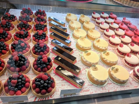 Bottega Louie Pastries Part 1. Photo by Erin K. Hylton 2018.