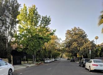Los Angeles Street. Photo by Erin K. Hylton 2018.
