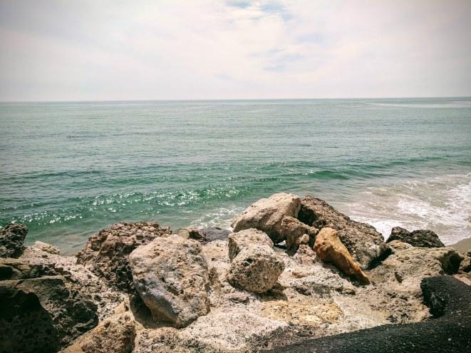 Malibu beach. Photo by Erin K. Hylton 2018.