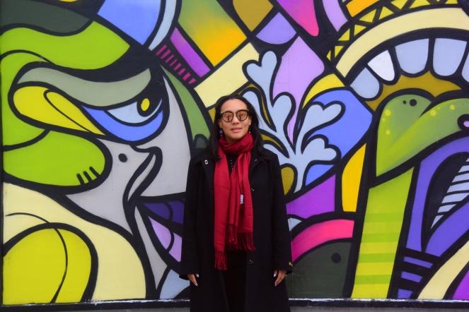 Le Mur Brussels. Photo by Erin K. Hylton 2019.