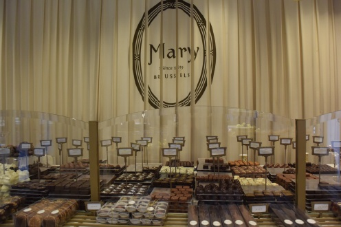 Mary Chocolatier. Photo by Erin K. Hylton 2019.