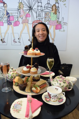B Bakery High Tea. Photo by Erin K. Hylton 2019.