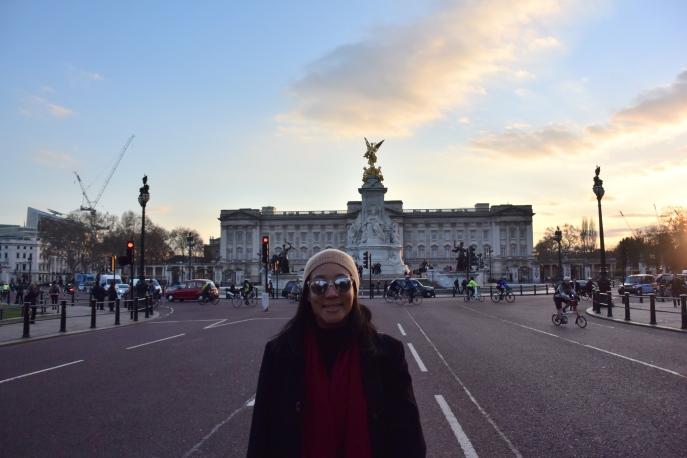 Buckingham Palace. Photo by Erin K. Hylton 2019.