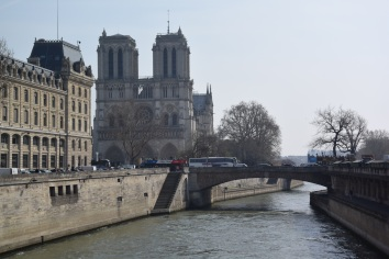 Notre Dame Cathedral. Photo by Erin K. Hylton 2019.
